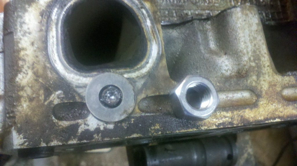 Remove Broken Bolt >> How To Broken Bolts Guide To Removal Using A Welder